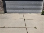 Cracked Concrete Driveway-- Is it worth fixing?